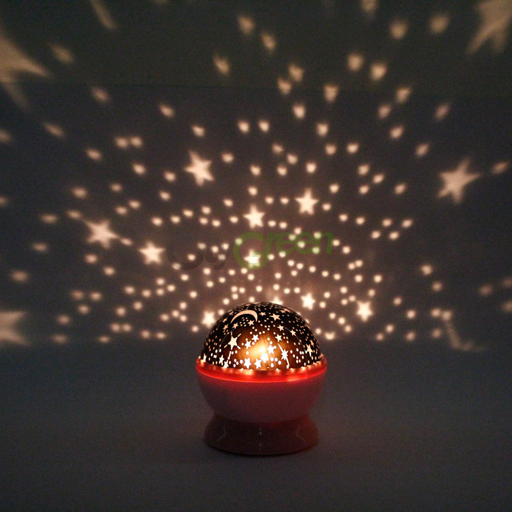 Star Ceiling Projector Night Light – Shelly Lighting
