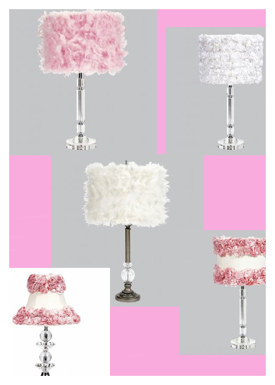baby girl lamps photo - 3