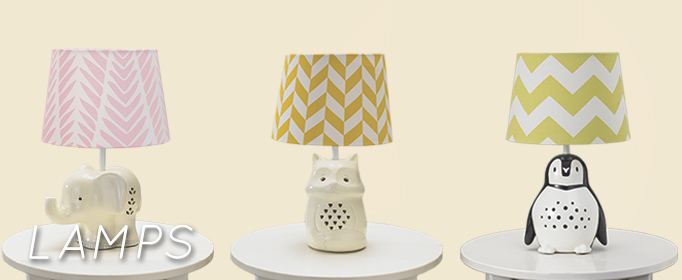 baby lamps for nursery photo - 5
