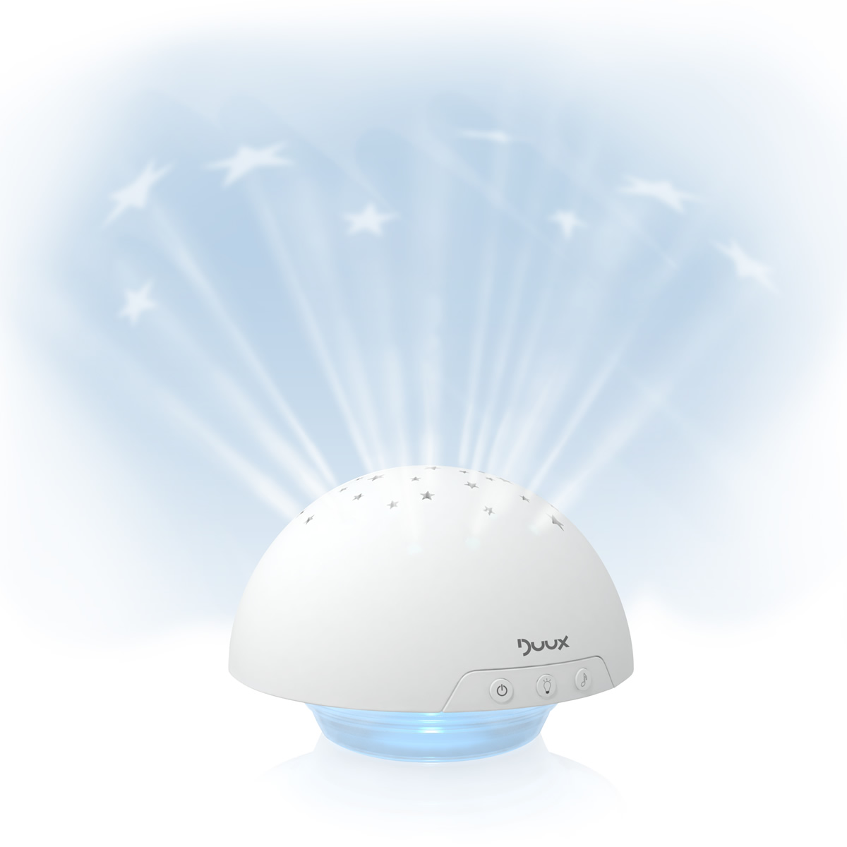 baby night light ceiling projector photo - 1