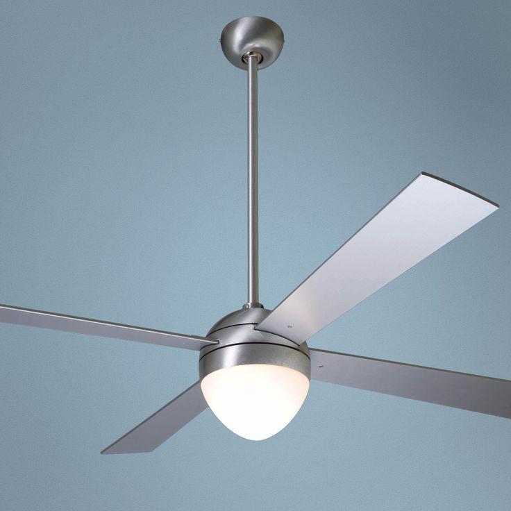 ball ceiling fan photo - 1