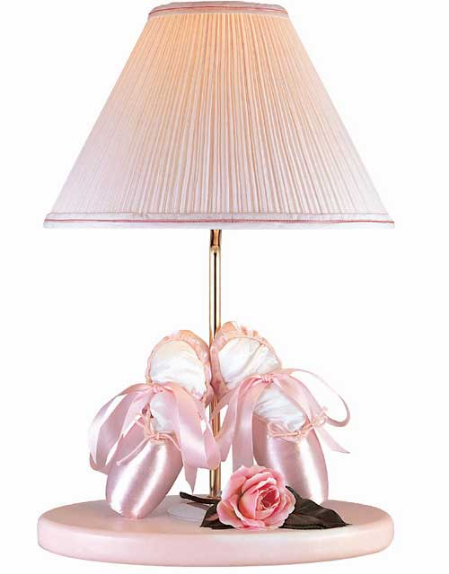 ballerina lamp photo - 2