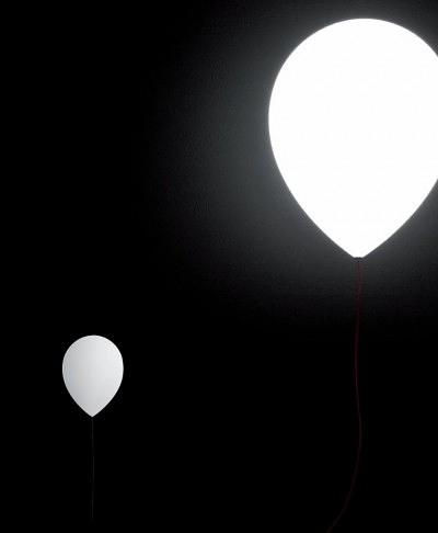 balloon lamp photo - 3