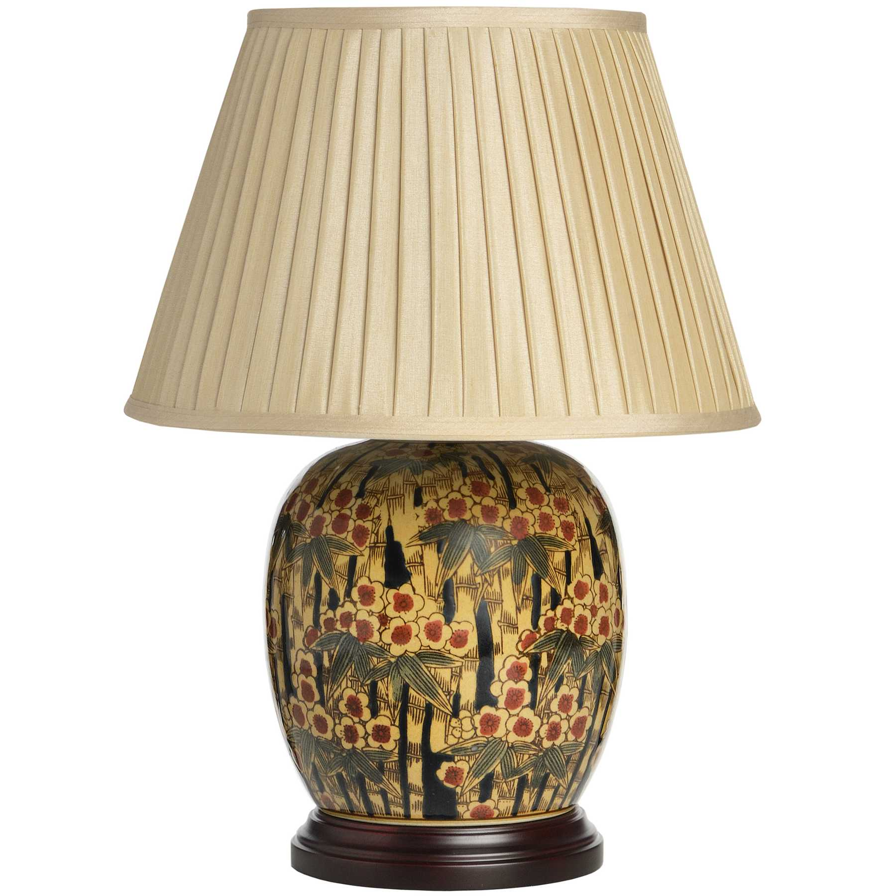 bamboo lamps photo - 9