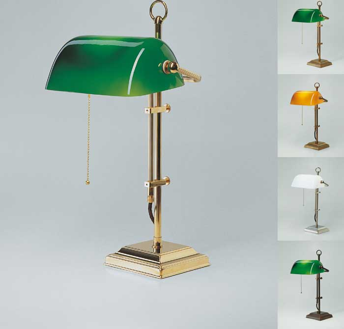banker lamps photo - 10