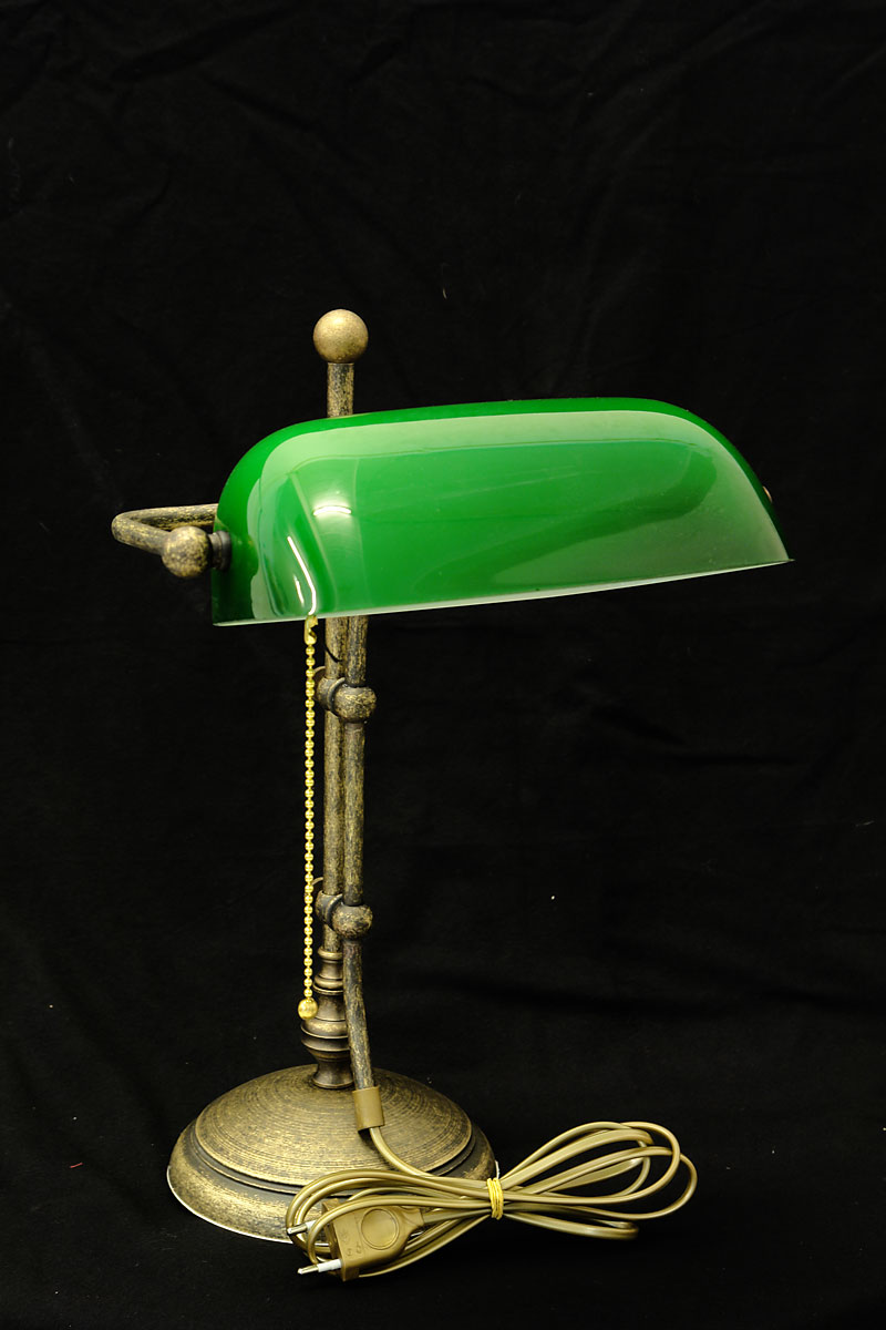 banker lamps photo - 3