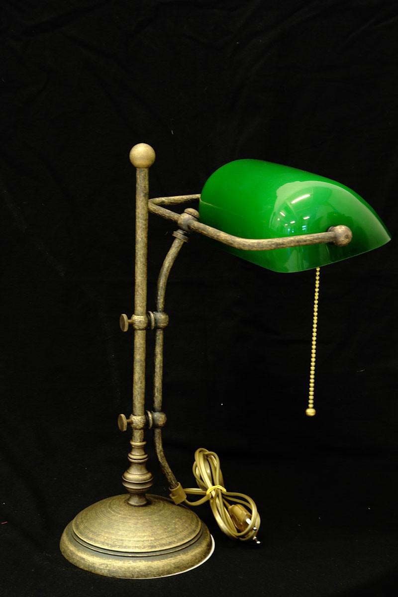 banker lamps photo - 7