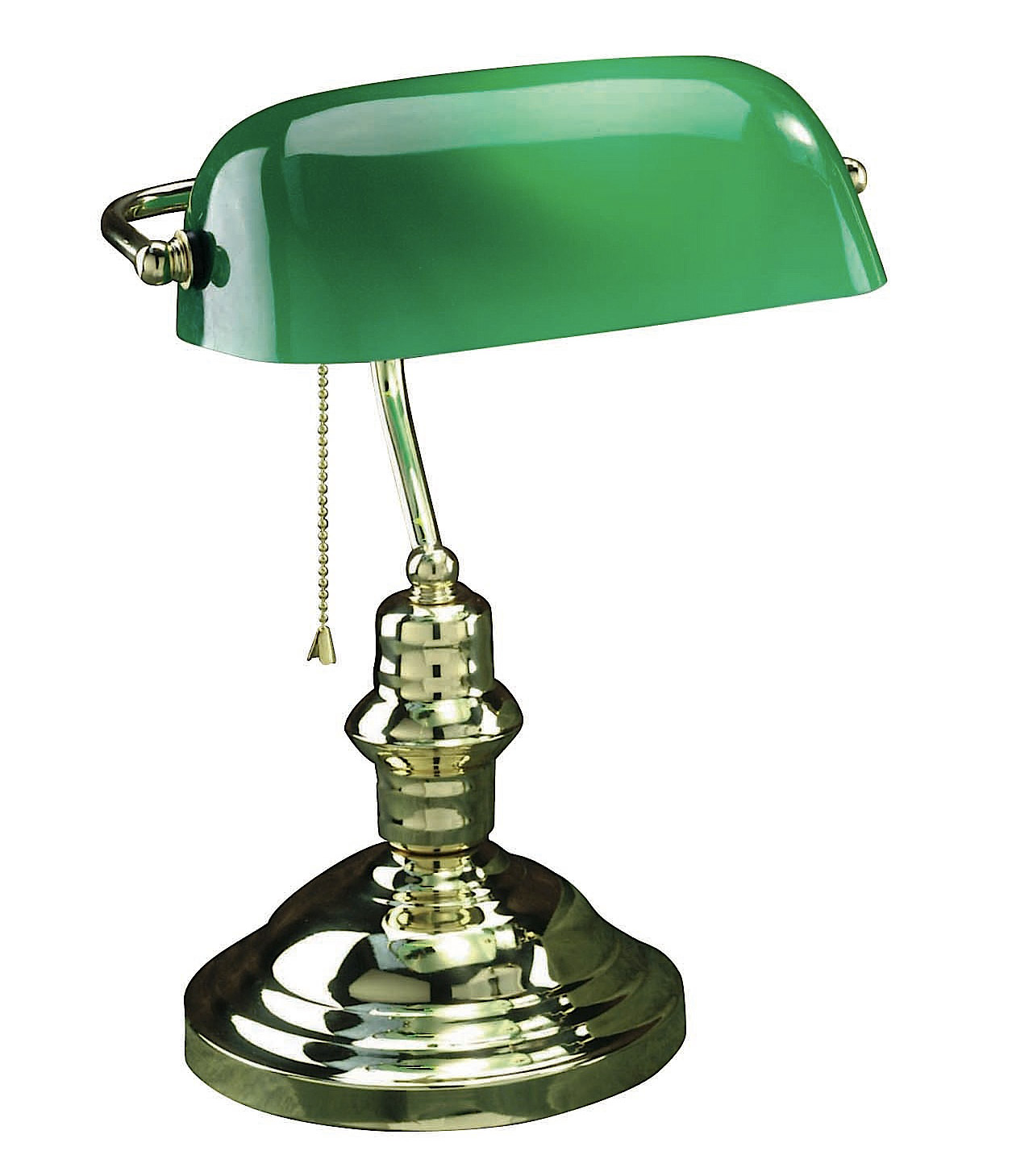 bankers lamps photo - 2