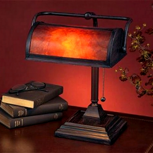 bankers lamps photo - 4