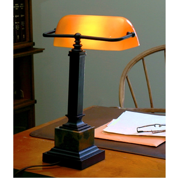 bankers lamps photo - 6