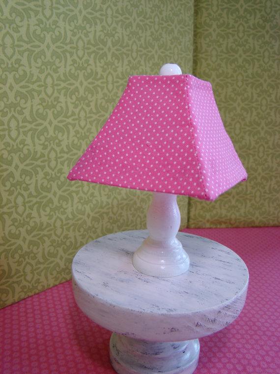 barbie lamp photo - 10