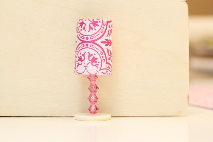 barbie lamp photo - 4