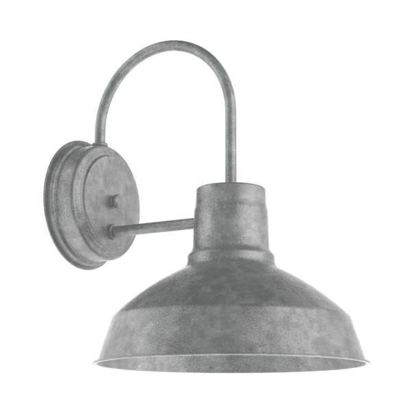 barn light wall sconce photo - 9