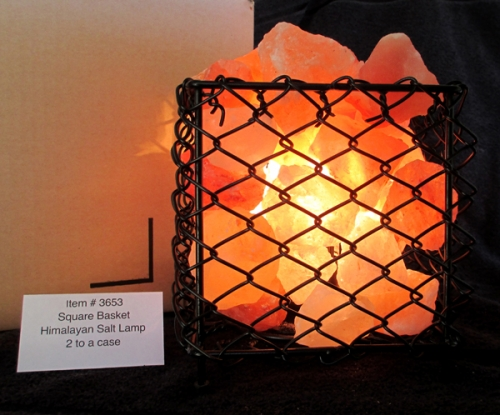 basket lamp photo - 5