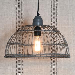 basket lamp photo - 6
