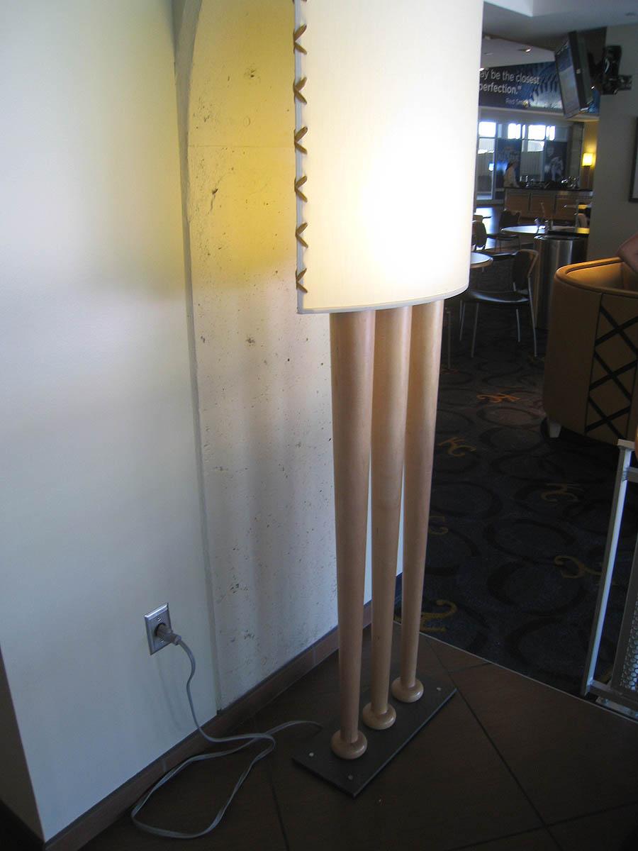 bat lamp photo - 5