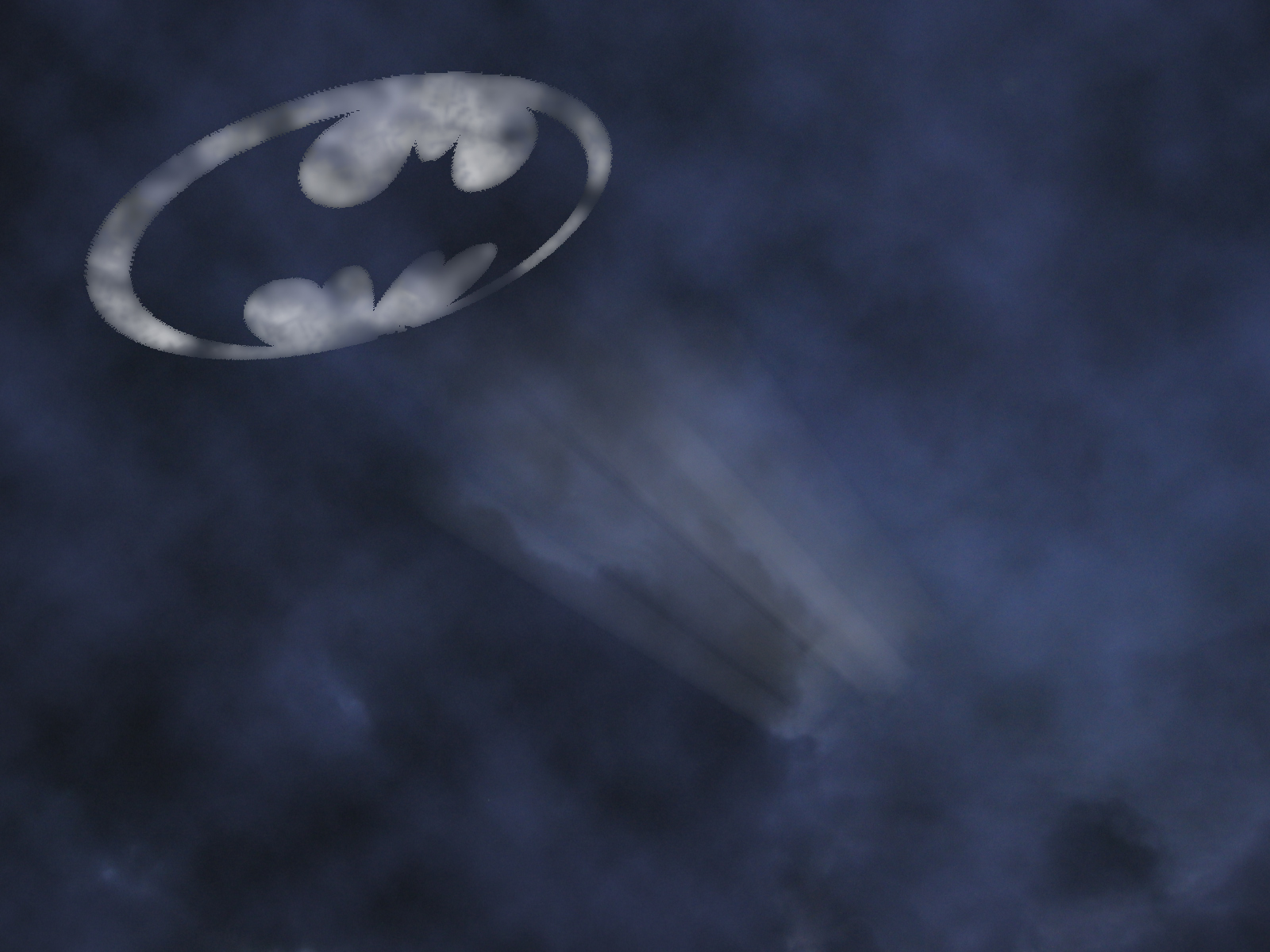 bat signal lamp photo - 1