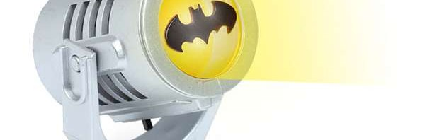 bat signal lamp photo - 2