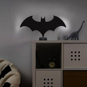 bat signal lamp photo - 5