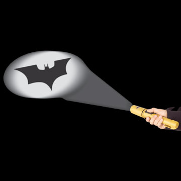 bat signal lamp photo - 8