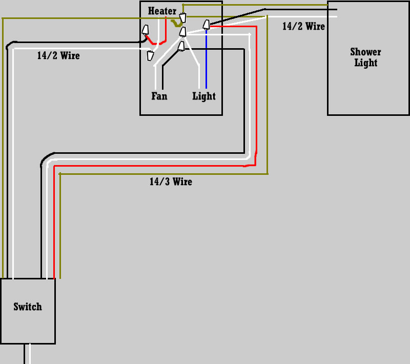 Humidity Extractor Fan Wiring Diagram : Broan humidistat wiring diagram images