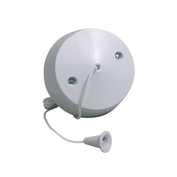 Bathroom Ceiling Light Pull Switch