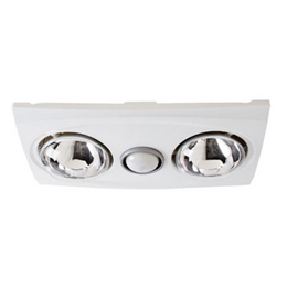 bathroom heat lamp fixture  warisan lighting, Bathroom decor