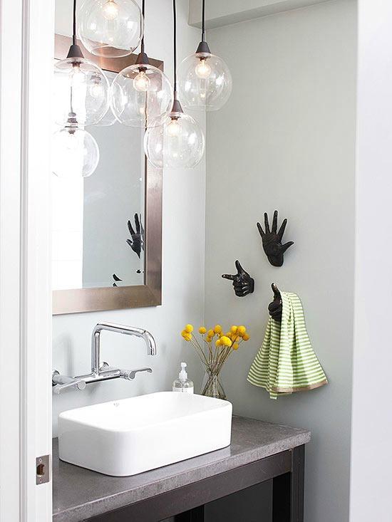 bathroom lamps photo - 3