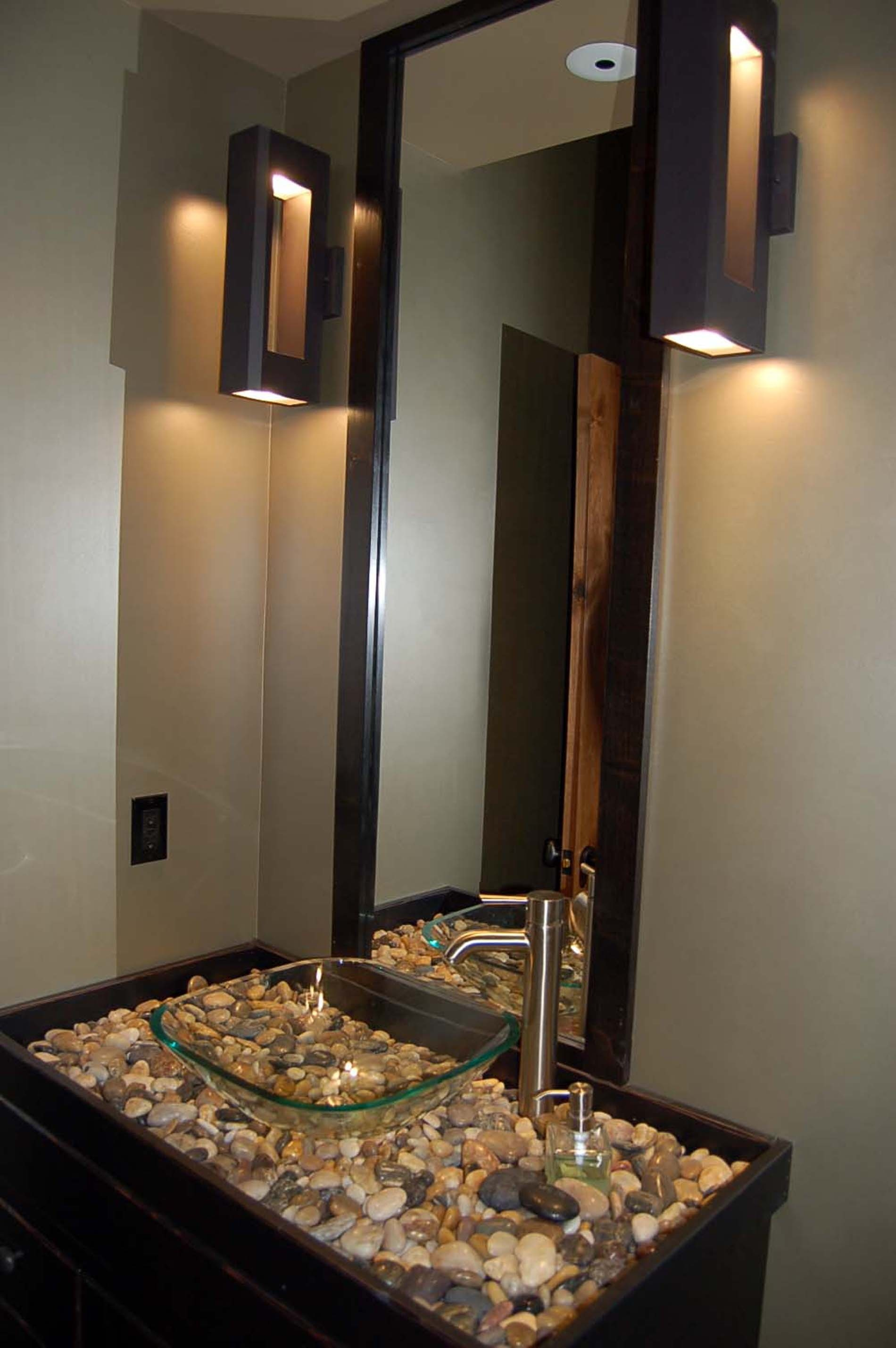 bathroom led wall lights photo - 5