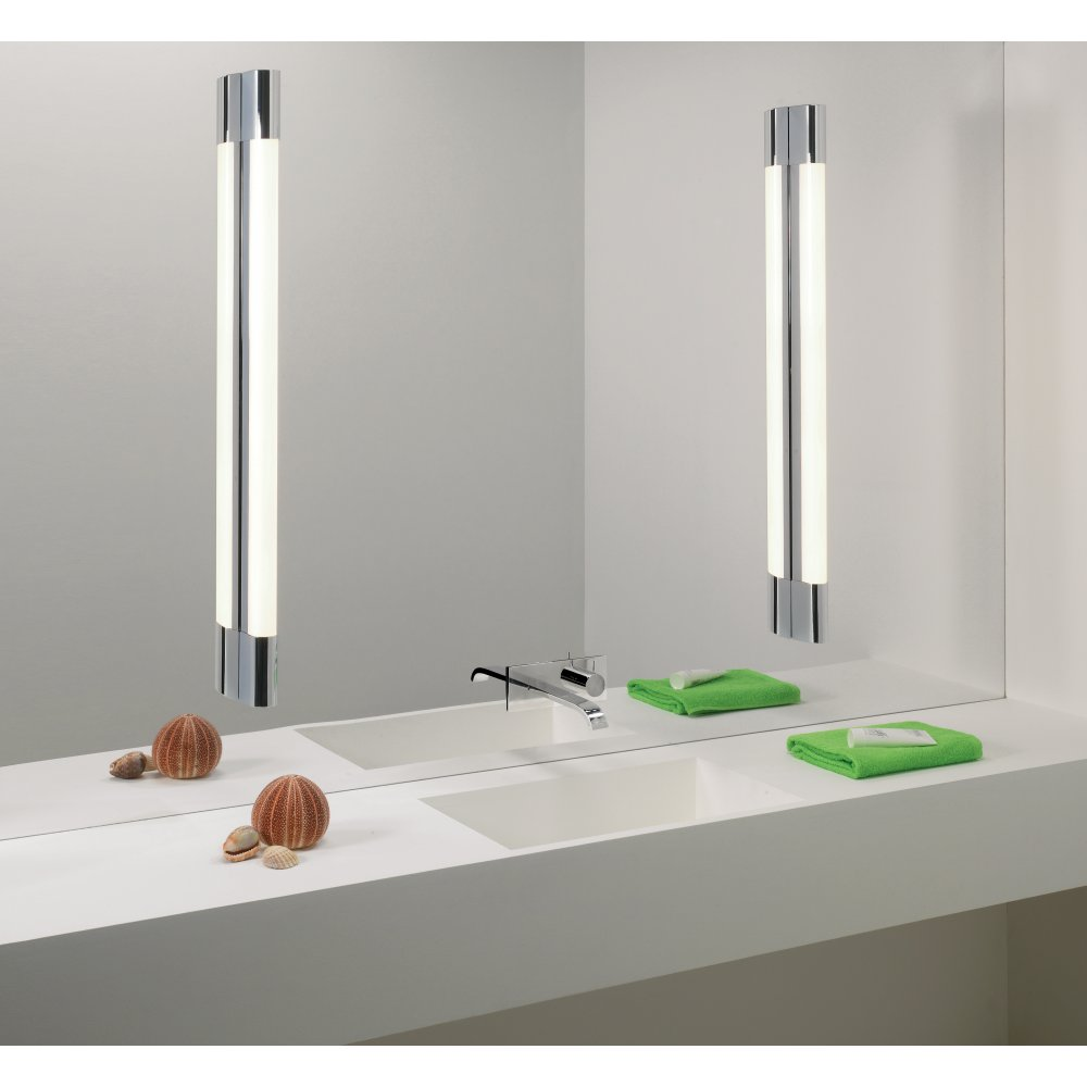 Wall lights for bathrooms - Bathroom Mirror Wall Lights Photo 7