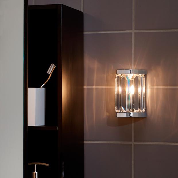 bathroom wall lights photo - 1
