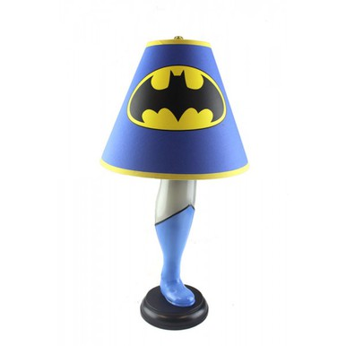 batman leg lamp photo - 3