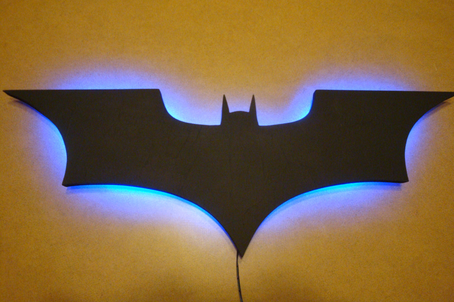 batman wall light photo - 3