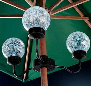 battery operated outdoor lighting photo - 5