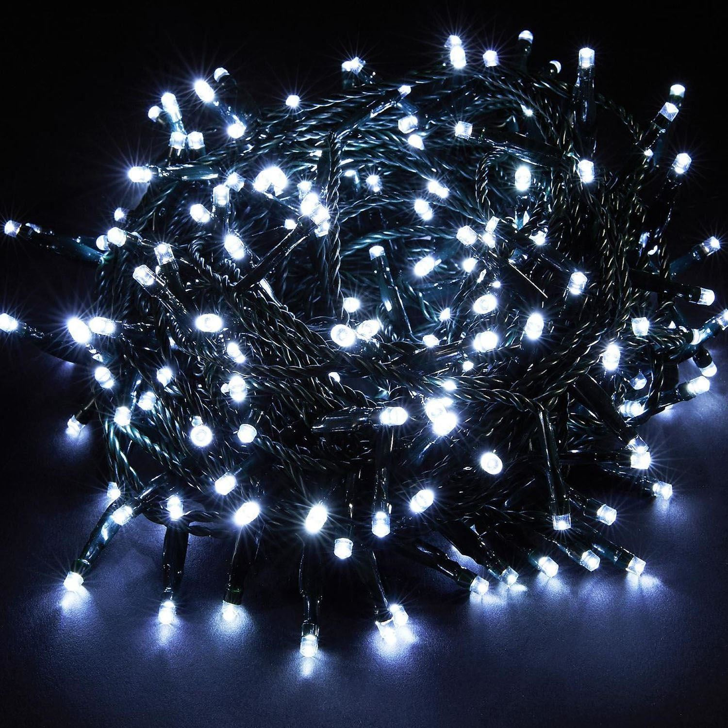battery operated outdoor party lights photo - 7