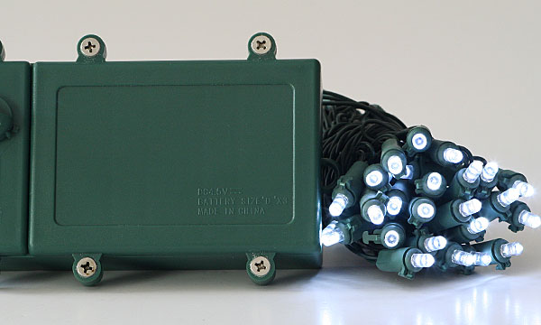 battery outdoor led lights photo - 2