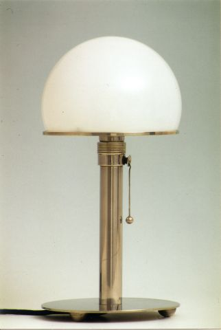 bauhaus lamp warisan lighting. Black Bedroom Furniture Sets. Home Design Ideas
