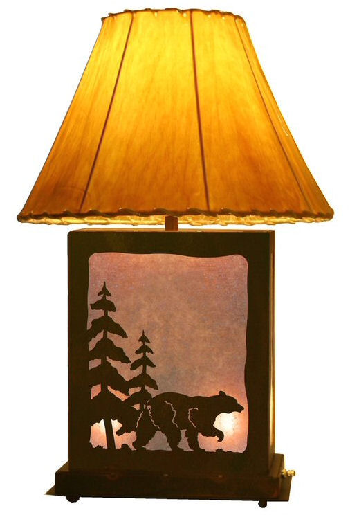 Bear Lamps Photo   7