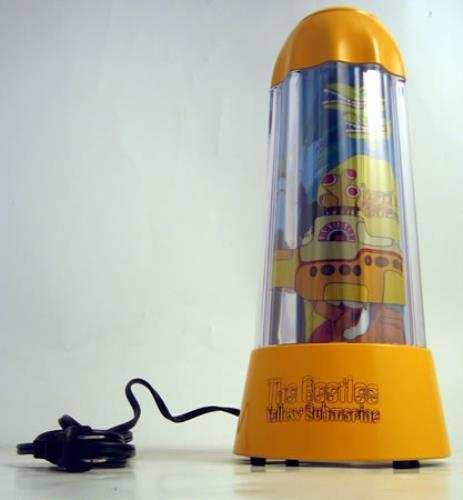 beatles lamp photo - 1
