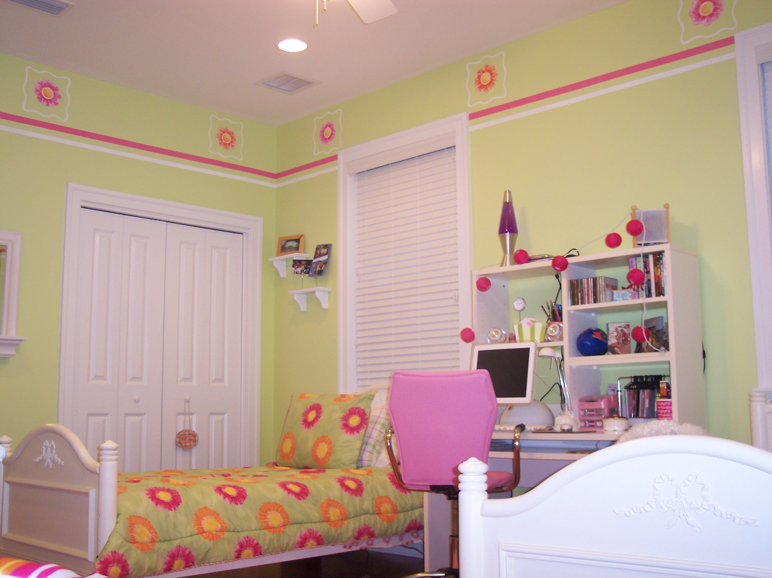 Beautiful wall lights warisan lighting - How to decorate a girls room ...