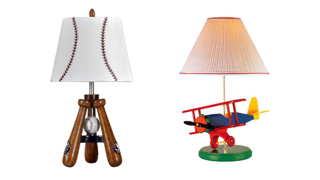 bed room lamps photo - 8