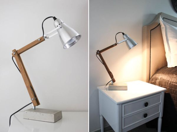 bed side lamps photo - 2