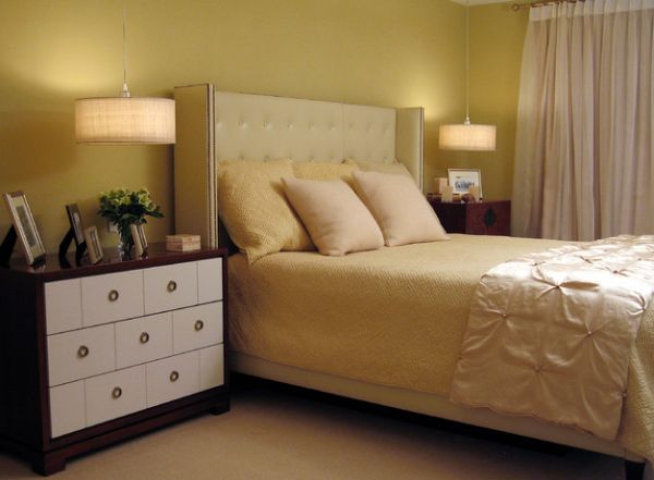 bed table lamps photo - 2