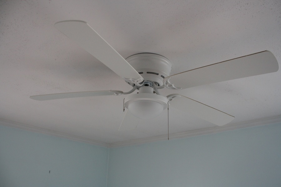 bedroom ceiling fans photo - 4