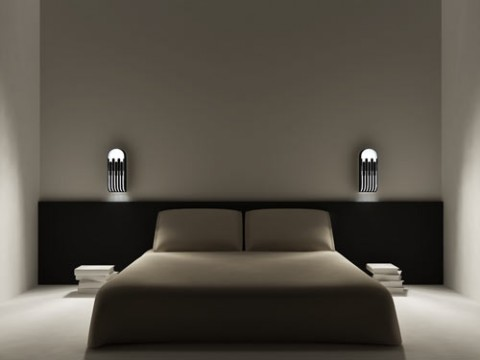 bedroom wall lights which you can place in your hotel bedroom