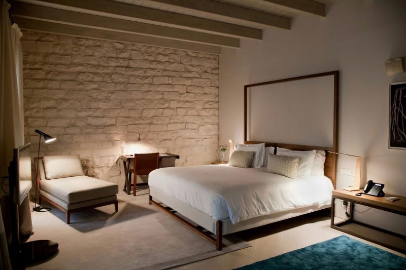 bedside floor lamp photo - 2