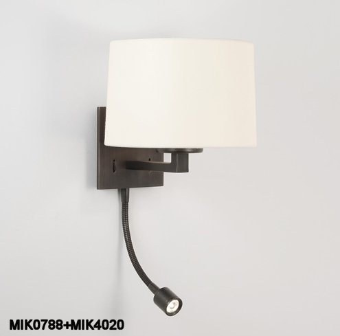Bedside lights wall mounted Warisan Lighting