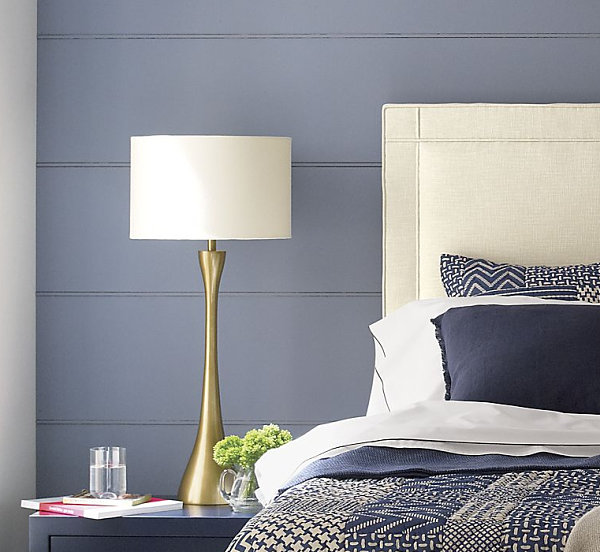 bedside table reading lamps photo - 10