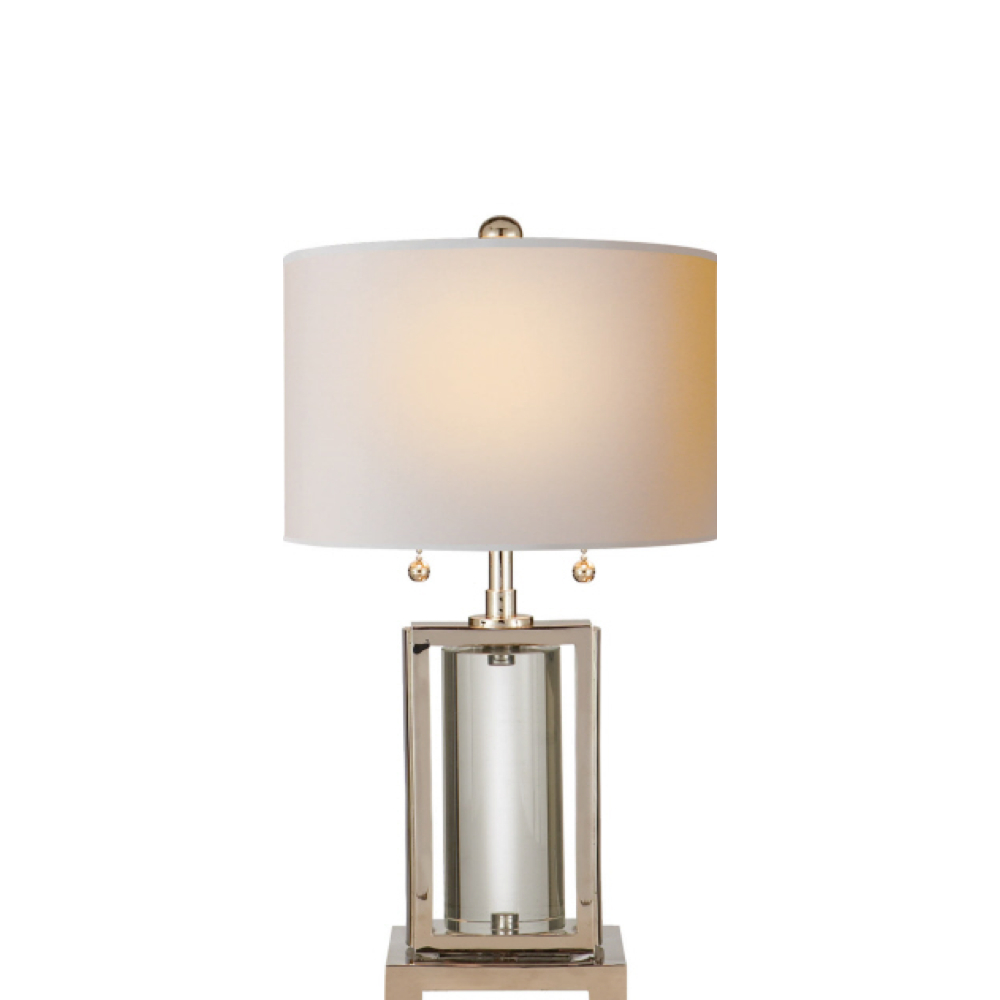 bedside table reading lamps photo - 4