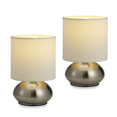 bedside touch lamps photo - 3